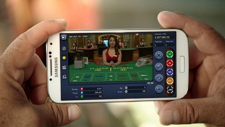 Aplikasi Permainan Judi Casino Smarpthone